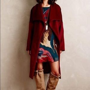 Anthropologie Capulet Fulton Coat